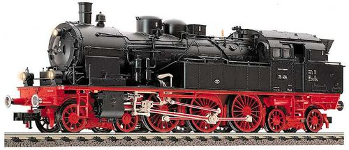 FLM 4078 DB III 78.0-5 Tenderlokomotive – MoBaDaten