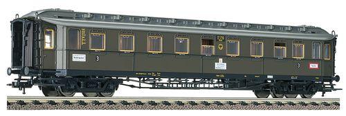 Fleischmann 5152 Schnellzugwagen 1.2.3. Klasse Bauart