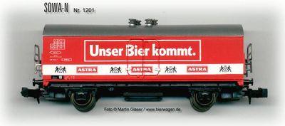 Sowa 1201 Db Iv Ibces Kühlwagen Astra Mobadaten