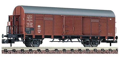 1995 D Güterzug GÜTERWAGEN